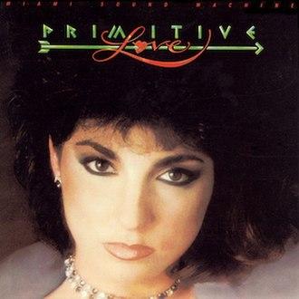 Primitive Love - Image: Primitive Love