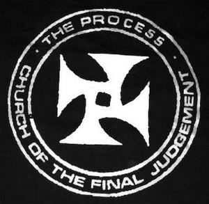 The Process Church of The Final Judgment - Logo used by the original Process Church
