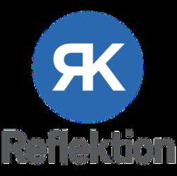 Reflektion logo