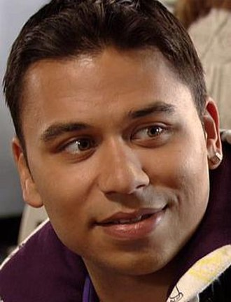 Fatboy (EastEnders) - Image: Ricky Norwood as Fatboy (Eastenders)