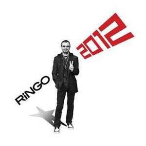Ringo 2012 - Image: Ringo 2012 cover