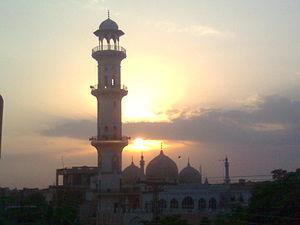 Awan Town - Rizwan Masjid