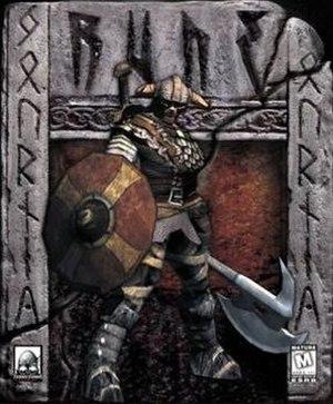 Rune (video game) - Image: Runecover