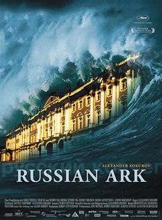<i>Russian Ark</i> 2002 film by Alexander Sokurov