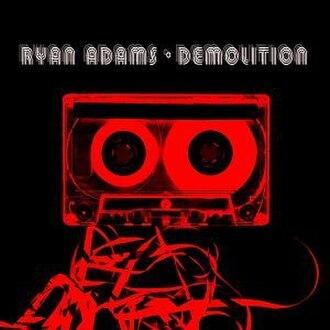 Demolition (Ryan Adams album) - Image: Ryan Adams Demolition