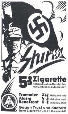 Sturm Cigarette Company - Wikipedia