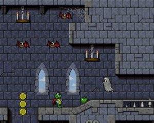 "Superfrog - World 2: ""Spooky Castle"""