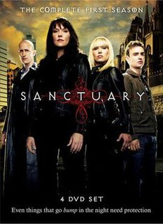 <i>Sanctuary</i> (season 1) First season of the Canadian television series