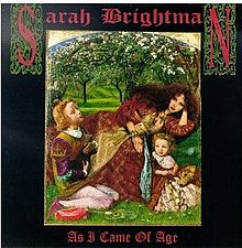 Sarah Brightman - As I Came Of Age.jpg