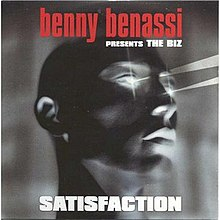 CD single – version by Benny Benassi and the Biz