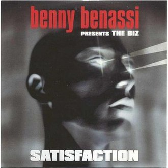 Satisfaction (Benny Benassi song) - Image: Satisfaction (French CD single)