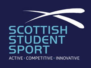 Scottish Student Sport - Image: Scottish Student Sport logo