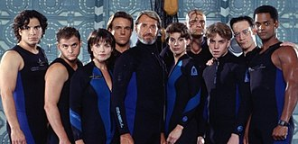 SeaQuest DSV - Second-season cast