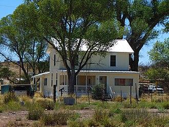 Elgin, Arizona - Image: Section House Elgin Arizona 2016
