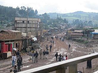 Shambu - Image: Shambu center of the town