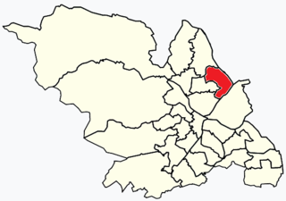 Shiregreen and Brightside Electoral ward in the City of Sheffield, South Yorkshire, England