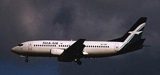SilkAir Flight 185 1997 plane crash in Indonesia
