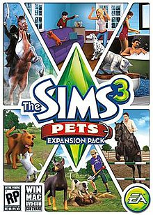patch for sims 3 pets mac