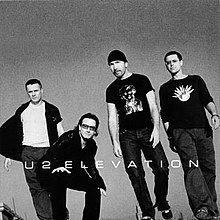 Image result for Elevation - U2  cover