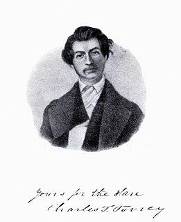 Charles Turner Torrey American abolitionist