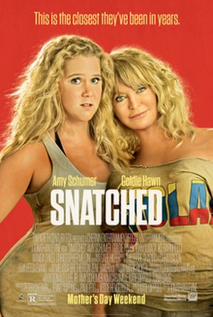 Snatched (2017 film) - Theatrical release poster