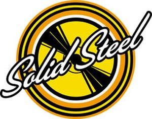 Solid Steel - Image: Solid Steel logo