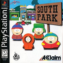 South Park Spiel