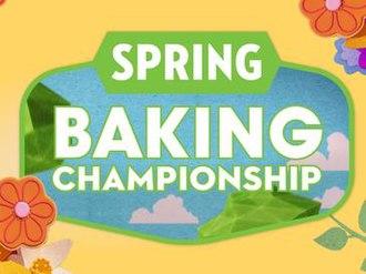 Spring Baking Championship - Image: Spring Baking Championship logo