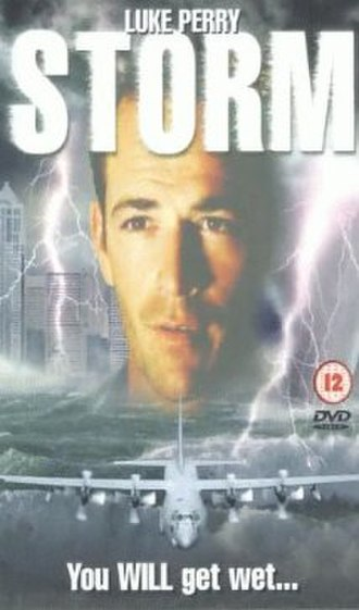 Storm (1999 film) - Image: Storm 1999 Cover