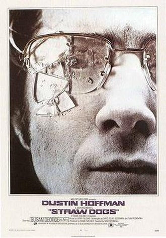 Straw Dogs (1971 film) - Theatrical release poster