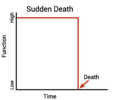 Sudden Death graph