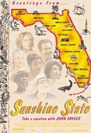 Sunshine State (film) - Theatrical release poster