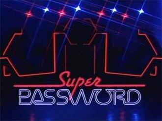 Password Plus and Super Password - Image: Super Password