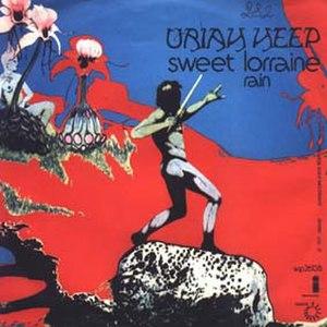 Sweet Lorraine (Uriah Heep song) - Image: Sweetlorraine