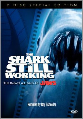 The Shark Is Still Working - DVD cover
