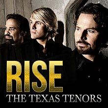 The Texas Tenors Rise 2017