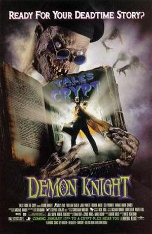 Demon Knight - Theatrical release poster