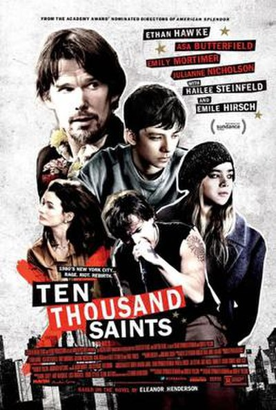 Picture of a movie: Ten Thousand Saints