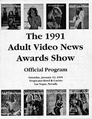 8th AVN Awards - The 1991 AVN Awards Show Official Program