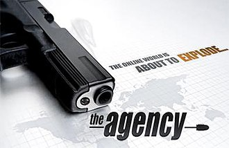 The Agency: Covert Ops - Image: The Agency logo