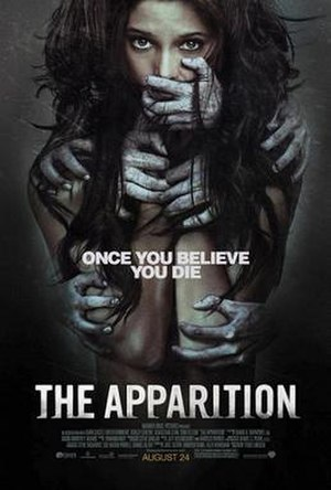 The Apparition - Official theatrical release poster