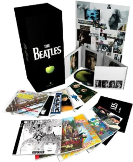<i>The Beatles (The Original Studio Recordings)</i> 2009 box set by the Beatles