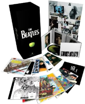 The Beatles (The Original Studio Recordings) - Image: The Beatles Stereo Box Set Image