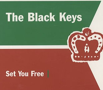 Set You Free (The Black Keys song) - Image: The Black Keys Set You Free