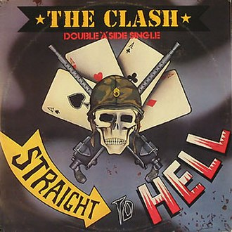 Straight to Hell (song) - Image: The Clash Straight to Hell