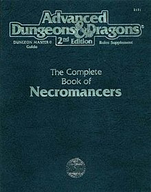 The Complete Book of Necromancers - Wikipedia