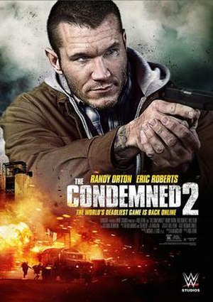 The Condemned 2 - Image: The Condemned 2 Poster