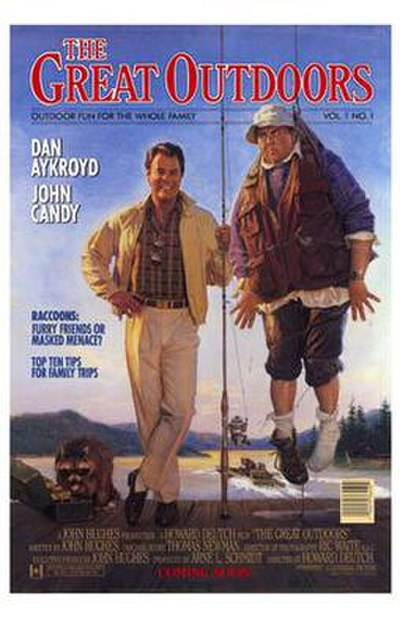 Picture of a movie: The Great Outdoors