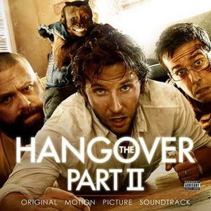 The Hangover Part II: Original Motion Picture Soundtrack - Image: The Hangover Part II Soundtrack