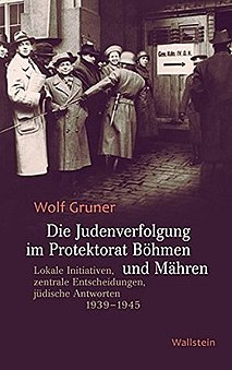<i>The Holocaust in Bohemia and Moravia</i> (book)